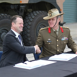 Wodonga TAFE wins major national Australian Defence Force training contract
