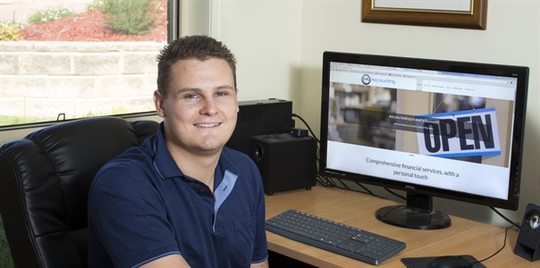 Business success for ex Wodonga TAFE student