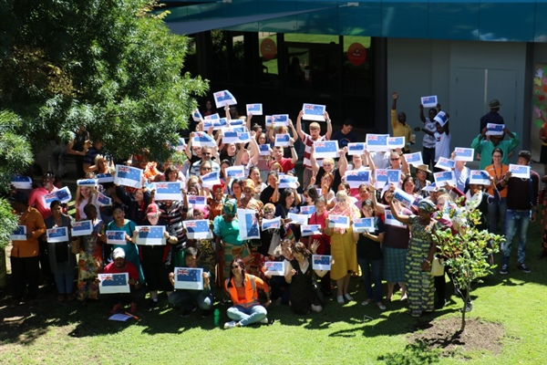 TAFE Celebrates Harmony Day