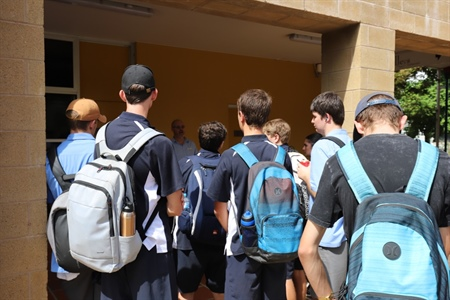 Secondary Students Engage With TAFE Activities