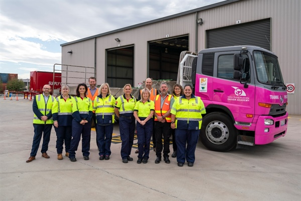 TAFE Supports Women in the Transport Industry