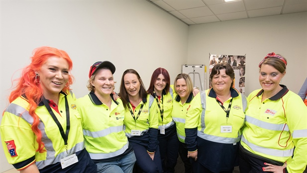 Wodonga TAFE helping bring more women into Transport