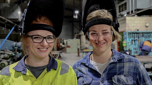 Short course in basic welding offers not-so-basic opportunities!