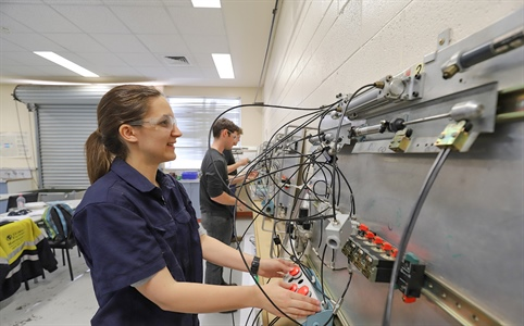 Engineering careers only start at University? How TAFE are busting the myth!