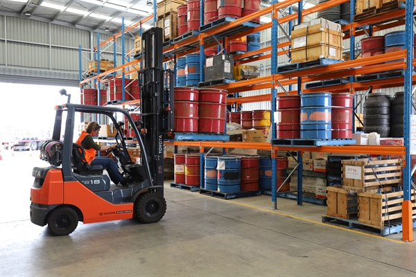 Forklift Licence - The opportunity awaits…