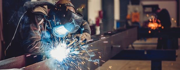 Learn basic skills in welding with this 2-day short course