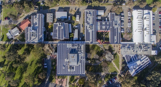 Wodonga TAFE's Solar Initiative is now online!