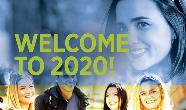 Welcome Day 2020