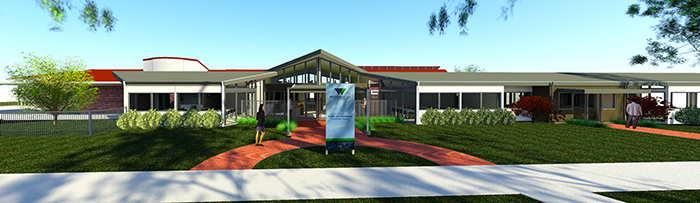 New training centre will merge Kids on Campus childcare with Early Childhood training.