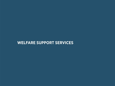 Welfare Support Services