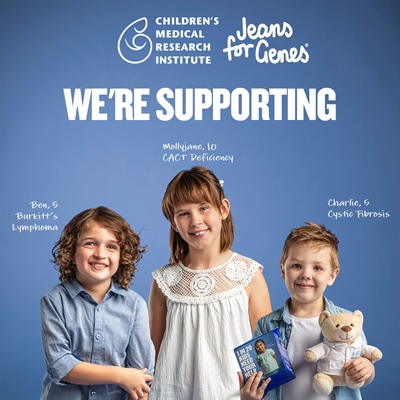 Wodonga TAFE is supporting Jeans for Genes day!
