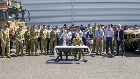 Wodonga TAFE – Local Leader in Army Personnel Training