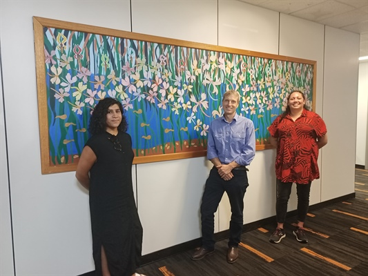 Wodonga TAFE Launches its Reconciliation Action Plan