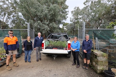 UPPER MURRAY COMMUNITY RECOVERY – PLANT DONATION #3