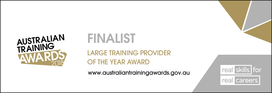 Wodonga TAFE named a finalist in the Australian Training Awards