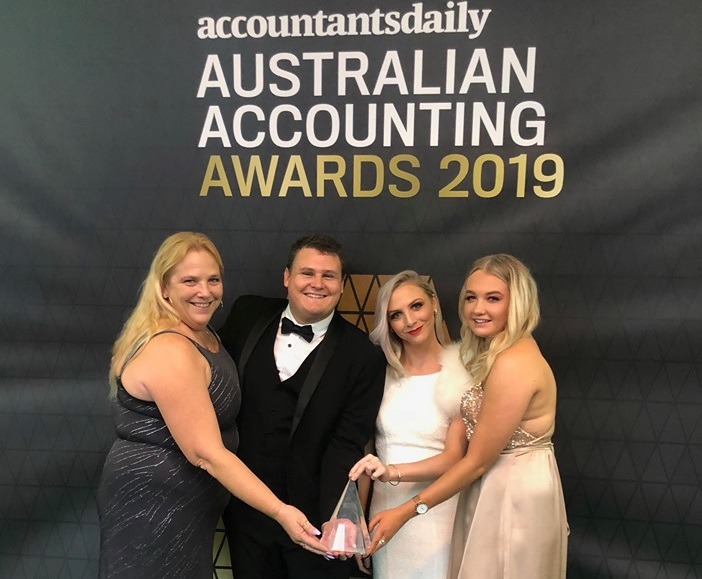 NEIS graduate's small business an award winner at Australian Accounting Awards