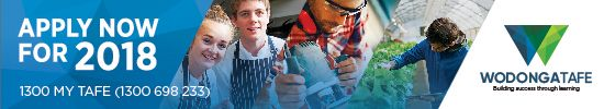 Wodonga Institute of TAFE - Apply now for 2018